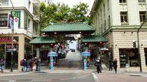 Entrée du quartier chinois
