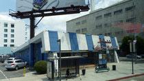 """Un """"coffee shop"""" des années 50, conservé et loué pour tourner des films"""
