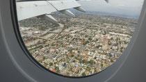 Los Angeles vu du haut