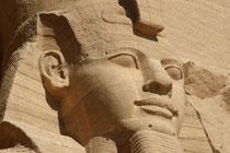 Egypte, temple d'Abu Simbel