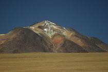 Bolivie, Volcan du Sud Lipez, 4 jours de4*4 départ à 3500m altitude moyenne 4300m passage à plus de 5000 m plus haut que le Mont Blanc