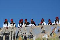 Pérou, Lac Titicaca, iles de Taquilé