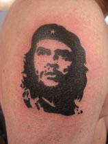 тату Ernesto Rafael Guevara