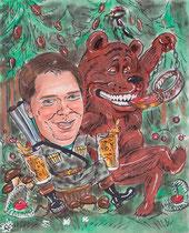 Охота на злого медведя
