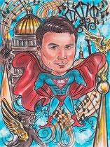 Питерский супермен