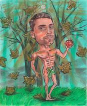 Адам, где Ева?