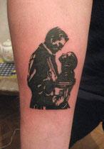 тату Max Payne