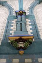 Historische Hallenbäder: Jugendstil-Dekor im Stadtbad Charlottenburg