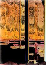 Metropolis. 2003. Ink on paper. 42 x 29cm. © Charles Rocco