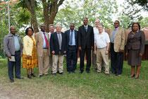 Besuch beim Gouverneur der Provinz Taita Taveda, Foto Dirk Wieland