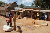 auf der Fahrt durch Kenia, Foto Dirk Wieland