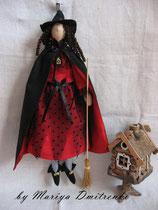 Ведьмочка Селена , хранительница луны, мрака и тьмы.