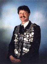 Oberbayerischer Bezirksschützenkönig 1995 wurde in Friedberg bei Augsburg: Kurt Gaiser jun.