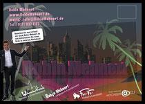 Robin Mehnert Postkarte 2013 / Design Goldtanne