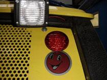 Neue LED Bremslichter
