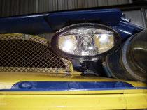 Zusatzscheinwerfer mit Xenon Licht