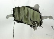 Serie Huellas de papel 01 - 21'8x30'6 cm
