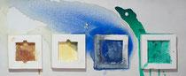 Serie Procesos transitorios 18 - 50x122 cm