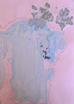Serie Huellas de papel 06 - 35x25 cm