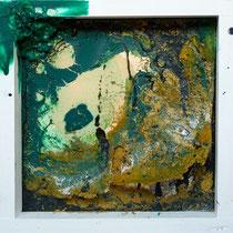 Serie Procesos transitorios 11 - 30x30 cm