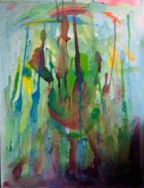 Serie Procesos transitorios 22 - 116x89 cm