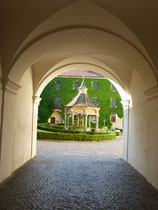 Wunderbrunnen Kloster Neustift