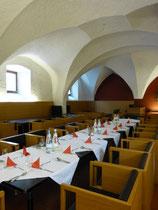 Speiseraum Kloster Neustift