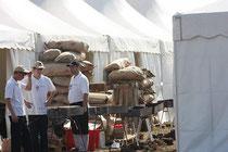 Köche auf der MAKS 2011