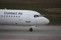 Fokker 100 D-AFKE-2