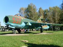 MiG 17F 537-2