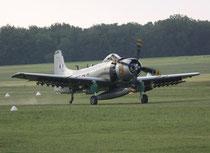 Skyraider AD-4N F-AZHK-2