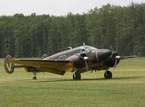 Beech 18 F-AZEJ-6