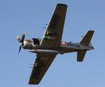 Skyraider AD-4N F-AZHK-5