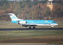 Fokker70 PH-KZI-1