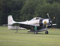 Skyraider AD-4N F-AZHK-3