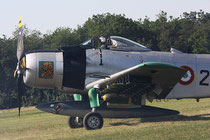 Skyraider AD-4N F-AZHK-4