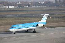 Fokker70 PH-KZI-2