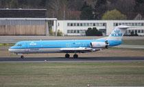 Fokker100 PH-OFP-1