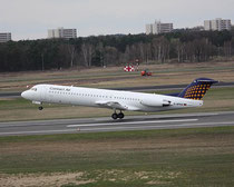 Fokker 100 D-AFKE-3