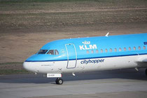 Fokker70 PH-KZI-3