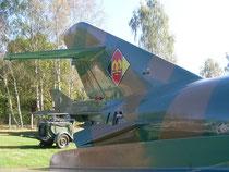 MiG 17F 537-6