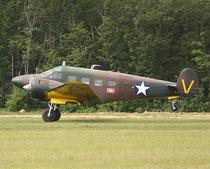 Beech 18 F-AZEJ-2