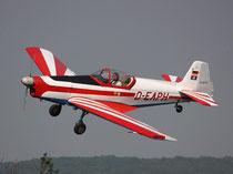 Zlin 526AFS D-EAPH-2