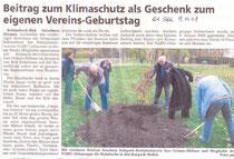 Generalanzeiger Schönebeck vom 9. November 2008