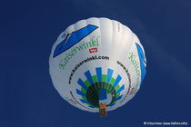 Ballooning in Walchsee
