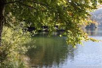 Hechtsee bei Kufstein im Herbst