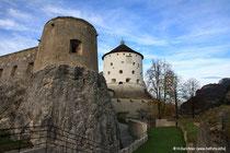 Festung Kufstein im Herbst