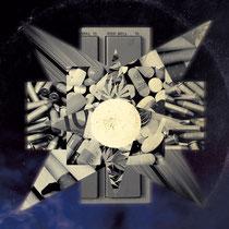Escape & Audi Bamer - MANDALA EP Purple Vinyl Limited Edition (no label 2019)
