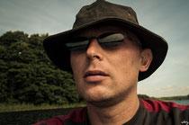 neue Sonnenbrille und neuer Hut ;-)