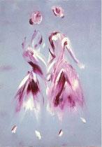 Imaginaire n° 1204-99, acrylic on canvas 70 x 50